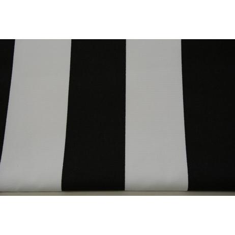 HD pasy czarne 8cm HOME DECOR