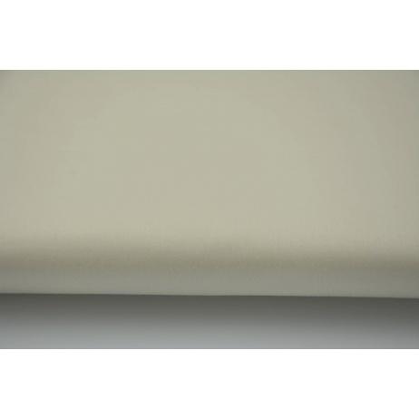 Bawełna 100% porcelanowy jasny beż