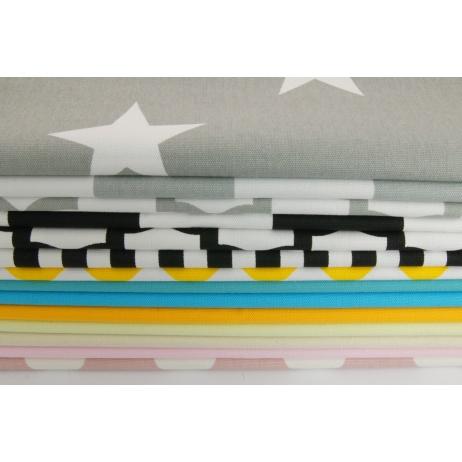 Fabric bundles No. 24 E 60x150cm