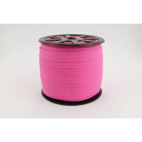 Cotton bias binding dark pink