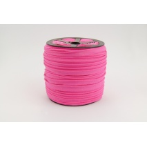 Cotton edging ribbon dark pink