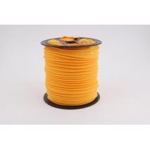 Cotton edging ribbon orange