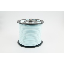 Cotton edging ribbon gray