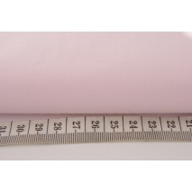 Cotton 100% plain porcelain pink