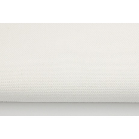 Home Decor, biała jednobarwna 220g/m2