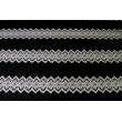 Cotton 100% Norwegian pattern, black