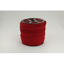 Cotton edging ribbon bordeaux
