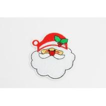Naprasowanka Święty Mikołaj