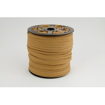 Cotton edging ribbon caramel