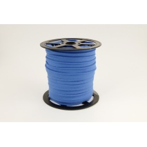 Cotton edging ribbon dark blue