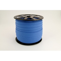 Cotton bias binding dark blue 18mm