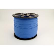Cotton bias binding dark blue 18mm
