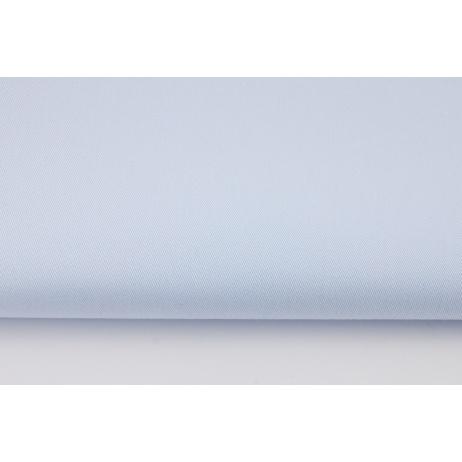 Drelich, bawełna 100%, pastelowy błękit