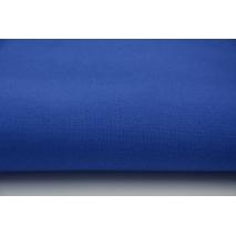 Cotton 100% plain dark blue, light navy 120 g/m2