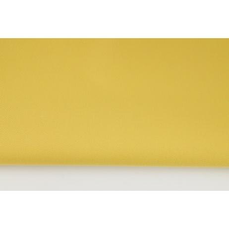 Drill 100% Cotton plain mustard
