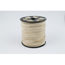 Cotton edging ribbon beige (light)