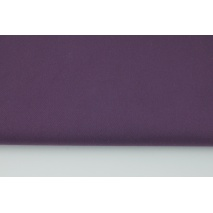 100% Cotton plain drill in a dark heather color