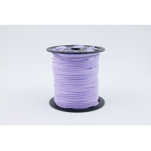 Cotton edging ribbon light violet