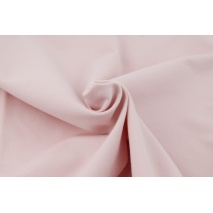 Looped knitwear plain powder pink