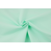 Looped knitwear plain mint