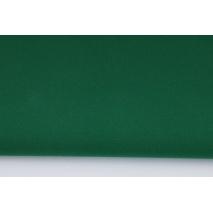 Bawełna 100% butelkowa zieleń jednobarwna
