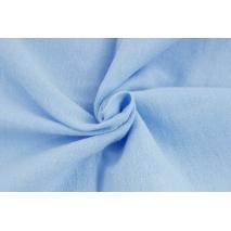 Muślin bawełniany, niebieski