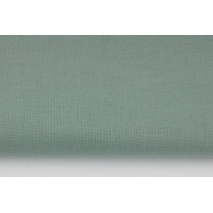 Cotton 100% plain sage color
