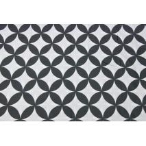 Bawełna 100% maroko XL grafit 220 cm