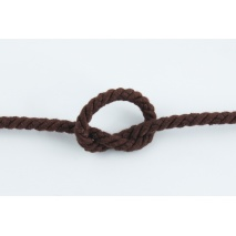 Brown 6mm Cotton Cord