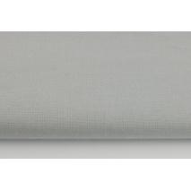 Bawełna 100% szara jednobarwna G