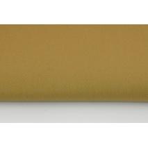 Drelich, bawełna 100%, jednobarwna ciemny beż 260g/m2