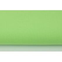 Bawełna 100% jasna zieleń, jednobarwna