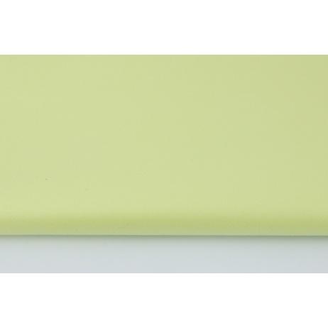 Cotton 100% plain porcelain pistachio