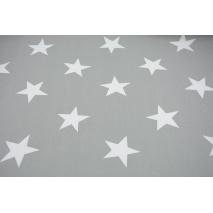 HOME DECOR duże gwiazdy na szarym tle HD 140 cm
