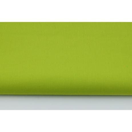 Bawełna 100% oliwkowa jednobarwna