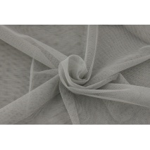 Soft tulle, light gray