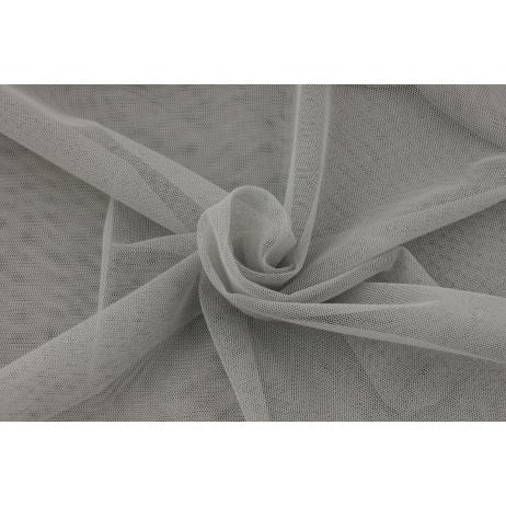 Soft tulle, light gray