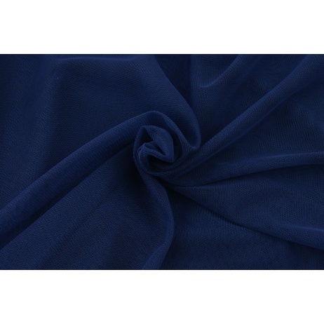 Soft tulle, navy