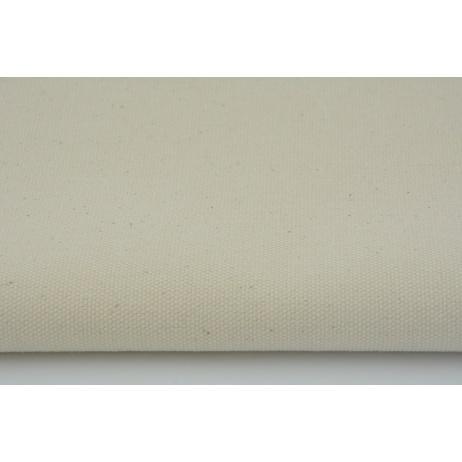 Gruba tkanina HOME DECOR kremowa, naturalna