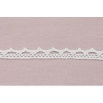 Cotton lace 11mm white