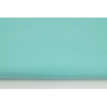 Looped knitwear plain turquoise 2