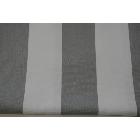 HOME DECOR gray stripes 8cm
