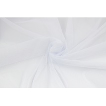 Soft tulle, white