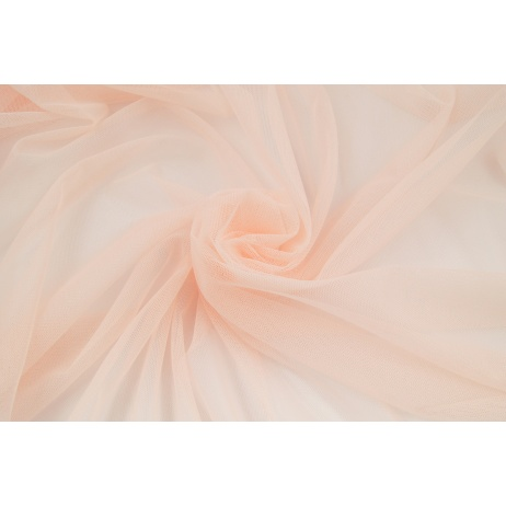 Soft tulle, salmon