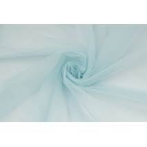 Soft tulle, light turquoise