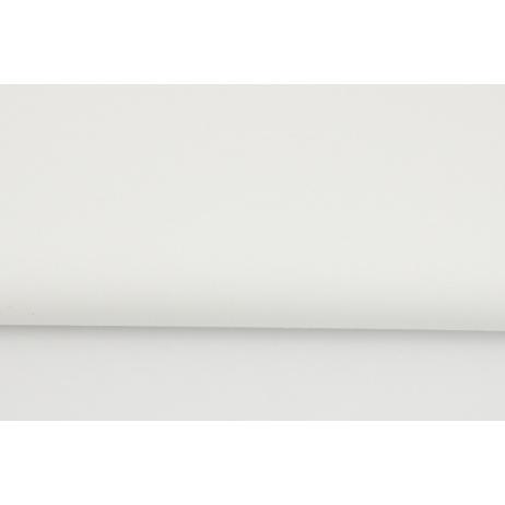 Cotton 100% plain white 115g/m2