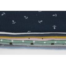 Fabric bundles No. 207 AEO 20x130cm