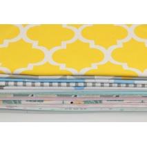 Fabric bundles No. 44 E 60x140cm