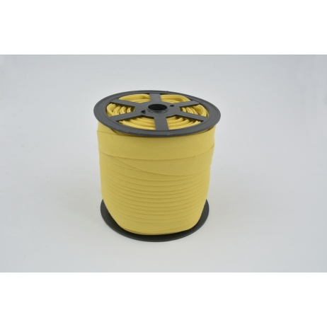 Cotton bias binding mustard