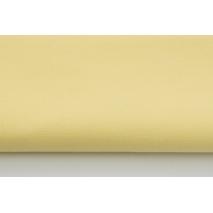Bawełna 100% jasny żółty, jednobarwna 155 g/m2